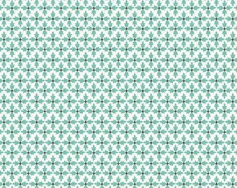 Fabric by the Yard Riley Blake Bloom and Grow Blue C7033