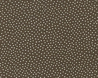 Michael MIller, Fabric by the Yard Garden Pindot, CX1065 Expresso, 1 yd
