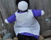 Handmade Amish Rag Doll