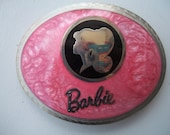 Vintage Barbie Belt Buckle