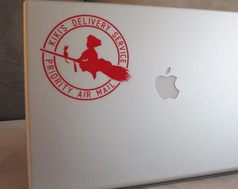 Kiki's Delivery Service Vinyl Decal