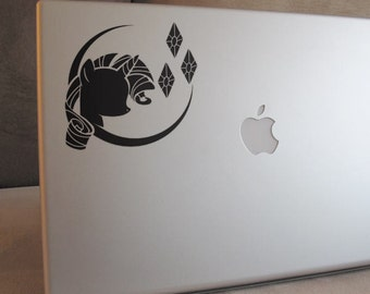 Rarity Vinyl Decal
