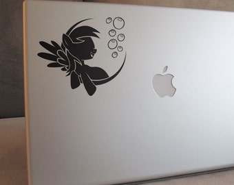 Derpy Hooves Vinyl Decal