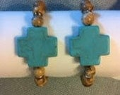Large Cross Bracelet