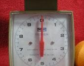 Vintage Hanson Kitchen Scale 10Lb X 1 oz
