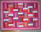 "Baby ""Candyfloss"" Quilt - by Rook's Nest Quilts"