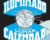 The Iluminado Mythographic Lunar Calendar