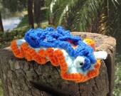 Seido the Nudibranch Sea Slug