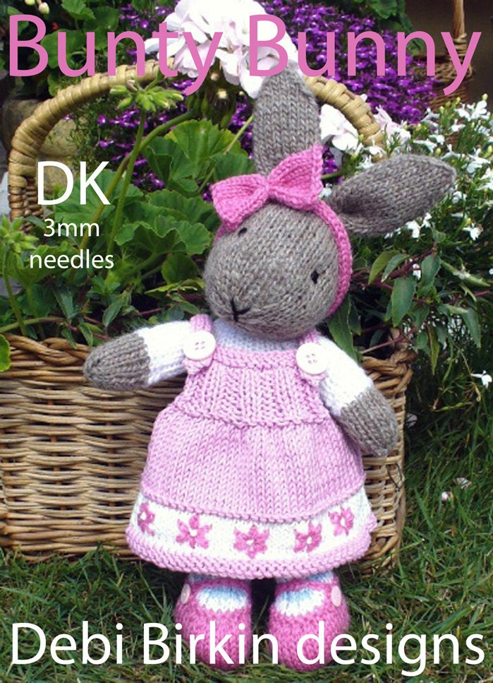 Bunny Rabbit With Dress Pdf