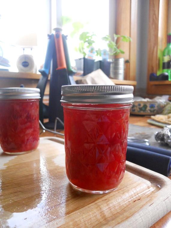 Organic Rose Petal Jelly