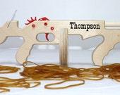 Rubberband Gun Thompson Rifle