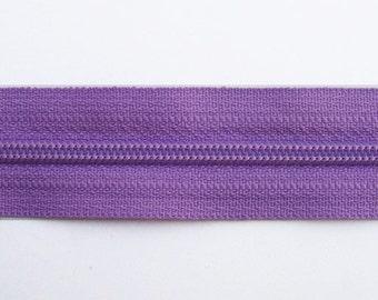 Zippers - Violet  - YKK Brand - 25 Pieces - 12 inch