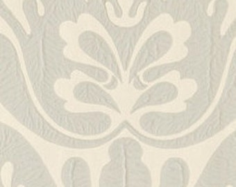 Farrow and Ball, The Silvergate Papers, English Damask.