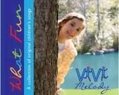 Children's Music CD