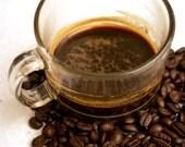 Ethiopia Yirgacheffe Organic Fair Trade Coffee - 8oz - Espresso (Vienna) Roast