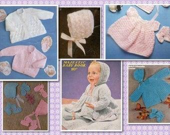 100 plus Delightful - BABY Crochet & Knitting PATTERNS