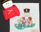 Stocking Ornament Kit with Toy - Soldier CM350