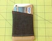 Handmade iPhone 4/4S Sleeve