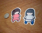 Studio Ghibli Stickers - Set of 15