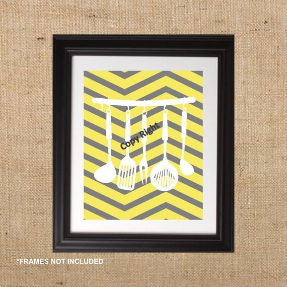 Https Etsy Com Listing 101792278 Kitchen Decor Art Print Of Kitchen