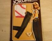 1980s Jordache Barbie Clothes