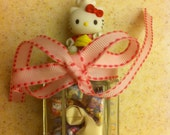 Hello Kitty Cupcake Chef Star Jar
