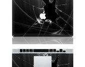 Fragmented -- Macbook Cover Protector Decal Laptop Art Sticker Skin for Apple Macbook Pro/ Macbook Air