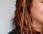 Gold Star Headress/Headskirt