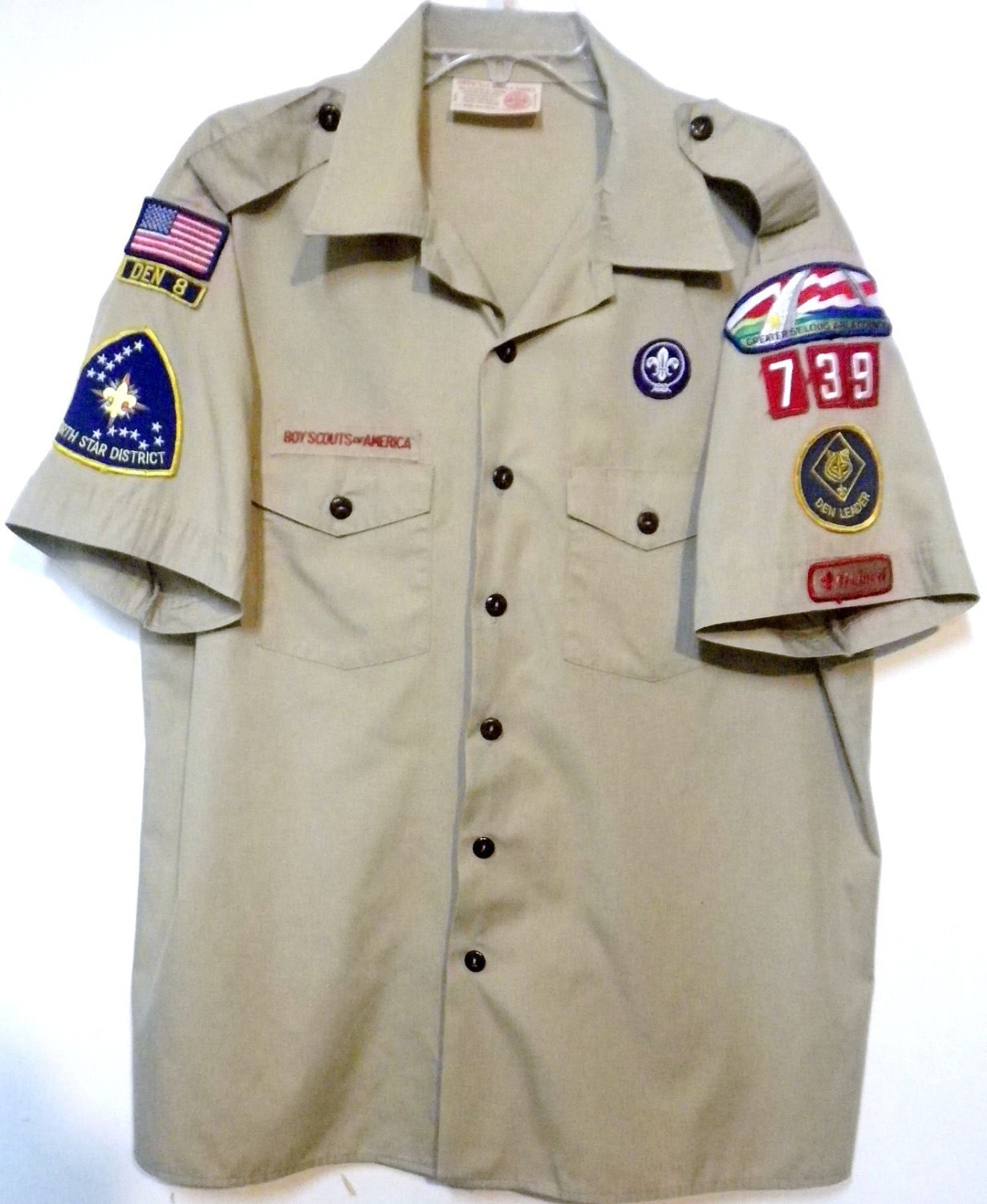 Adult Leader Uniform Inspection Sheet - Boy Scouts of America