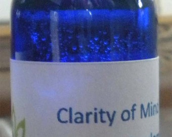 Clarity of Mind- Essential Oil Blends