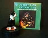 Johnny Cash I Walk The Line Vinyl Record Album - Johnny Cash Vinyl LP