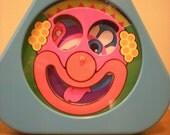 1979 Clown Spinner Toy- Mattel