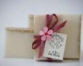 Goat Milk Soap: Oatmeal Milk & Honey