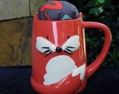 """Playful Pincushion- """"Swiper the Fox'"""""""