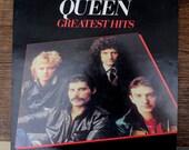 Queen Greatest Hits - vinyl Record LP - 1981
