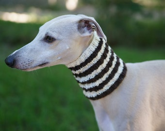 Snood for Whippets / Merino / Stripes