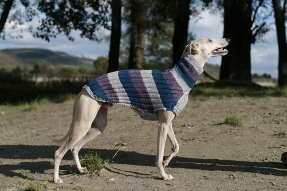 Whippet Sweater / Merino / Striped