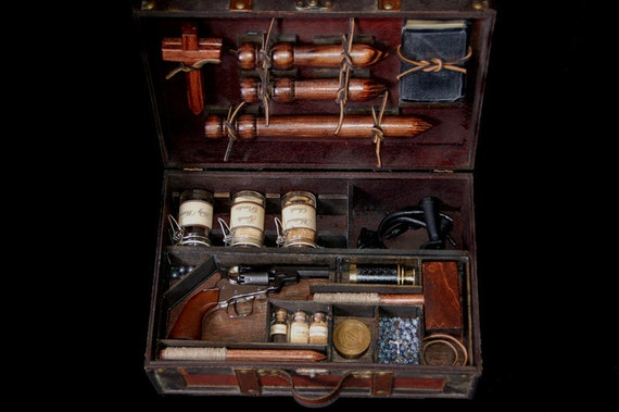 Phineas J Legheart Vampire Killing Kit (The Fortress)