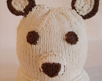Children's Bear Hat (AniHat)