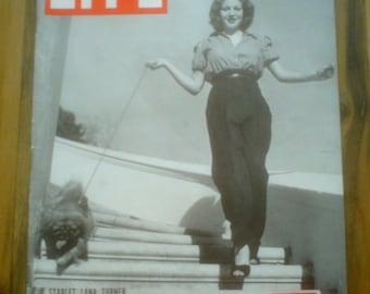 Life Magazine January 29 1940 Lana Turner