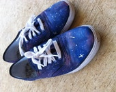 SALE, Black Friday ONLY- Galaxy Shoes