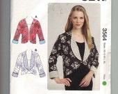 WINTER SALE!!! Kwik Sew Pattern 3564 Misses' Jackets