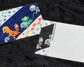 "Pokemon postcard ""Kanto Shuffle"""