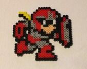 Bead Sprite - Protoman - Megaman