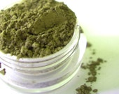 OLIVINE Eyeshadow Mineral Makeup Eye Color Natural Vegan Minerals