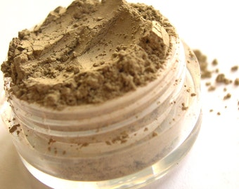 SUMMER KHAKI Eyeshadow Mineral Makeup Eye Color Natural Vegan Minerals