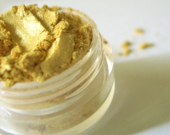 GOLD MINE Eyeshadow Mineral Makeup Eye Color Natural Vegan Minerals