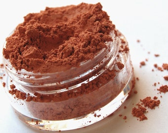 TOMATO BISQUE Eyeshadow Mineral Makeup Eye Color Natural Vegan Minerals