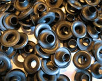 Closeout Sale Black Color Stimpson Grommet and Washers size 00 10 Gross Boxes