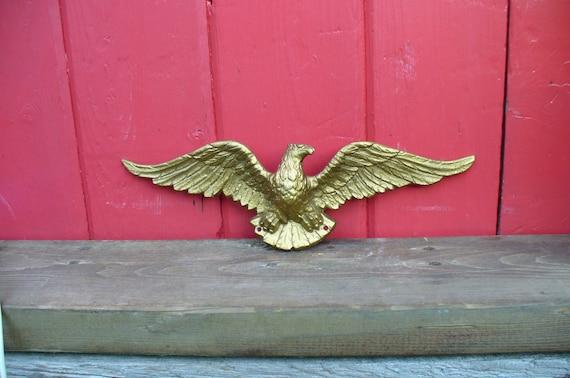 VINTAGE Cast iron AMERICAN EAGLE